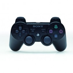 Manette PS3 Noir Officielle
