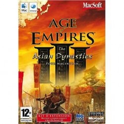 Age of Empire 3 The Asian Dynasties Pour Macintosh