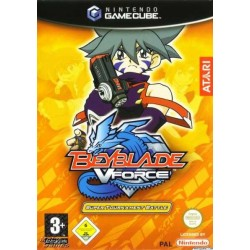 Beyblade V Force Super Tournament Battle