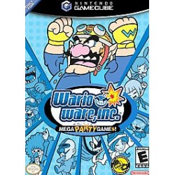 Wario Ware Inc Mega Party Games US